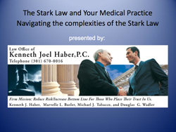 Stark Law and Your Medical Practice
